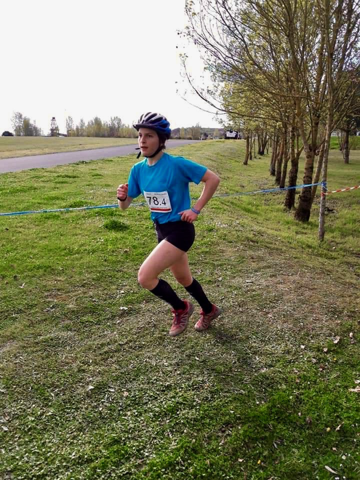 Championnat France Run and bike Albi -