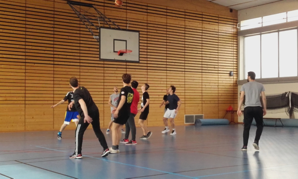 MDL Basket-Ball 31-mars-2017- - 2