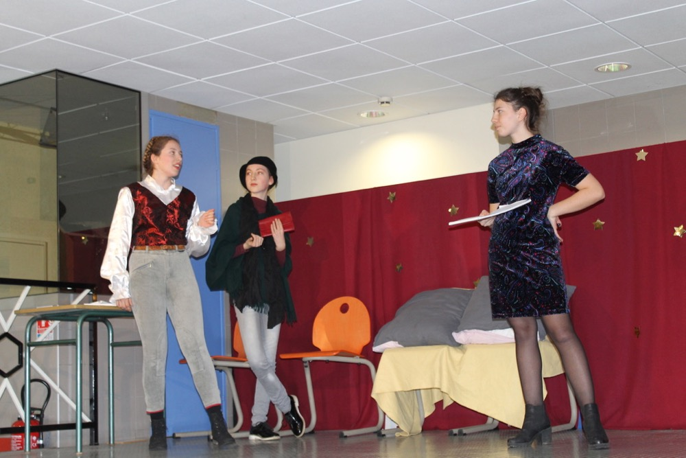 Theatre Oiselet Spectacle Noel 2018  -